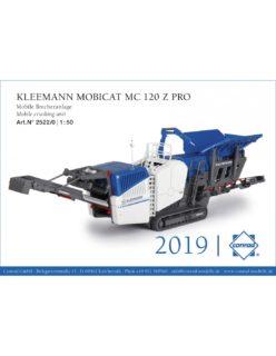 KLEEMANN MOBICAT MC 120 Z PRO Mobile jaw – Conrad – 2522/0 – 1:50