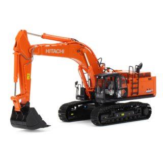 Scale ZX690LCH-6 Hydraulic excavator – Hitachi – 1:50