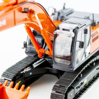 Scale ZX350LC-6 Hydraulic excavator – Hitachi – 1:50