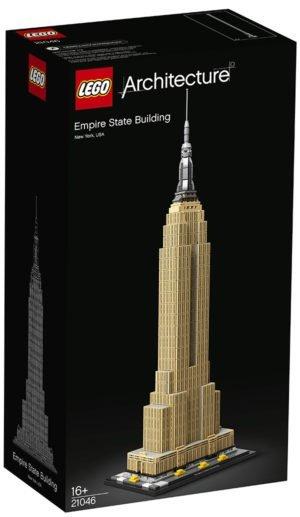 LEGO 21046 LEGO Architecture – Empire State Building