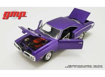 ***PREORDINE*** Plymouth – GMP -1970 Dodge Coronet Super Bee – Plum crazy
