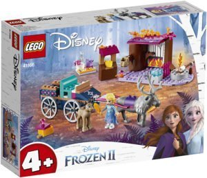LEGO 41166 Disney Frozen – L'avventura sul carro di Elsa