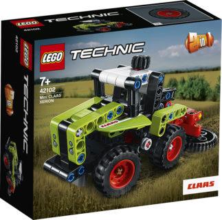 LEGO 42102 Technic – Mini CLAAS XERION