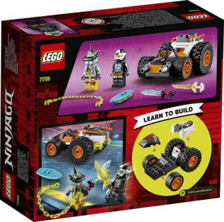LEGO 71706 Ninjago – Il bolide di Cole