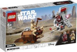 LEGO 75265 Star Wars – Microfighter T-16 Skyhopper Vs Bantha