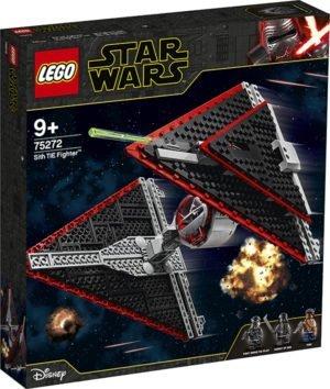 LEGO 75272 Star Wars Episode IX – Sith TIE Fighter