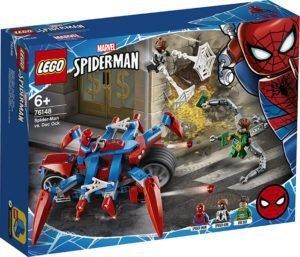 LEGO 76148 Super Heroes Marvel – Spiderman Vs Doc Ock
