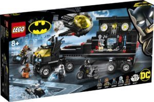 LEGO 76160 Super Heroes DC Comics – Bat-base mobile