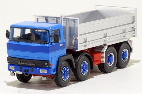 Magirus 320D32 8×4 camion ribaltabile – Golden Oldies – 1:50 – G0008501