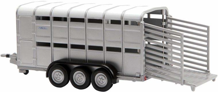 BRITAINS Rimorchio trasporto animali 40710 – 1:32