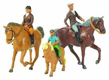 BRITAINS Personaggi a cavallo 40956 – 1:32