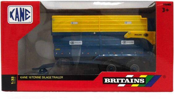 BRITAINS Rimorchio per insilato da 16 tonnellate 42700 – 1:32