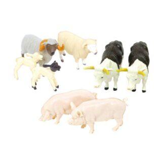 BRITAINS Confezione mista animali 43096 – 1:32