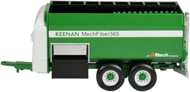BRITAINS Carro Miscelatore Keenan Mech Fibre 380 43197 – 1:32
