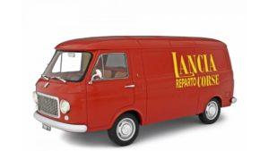 LAUDORACING – FIAT – 238 FURGONE VAN 1S ASSISTANCE LANCIA REPARTO CORSE 1971