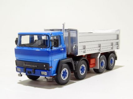 Magirus 320D32 8×4 camion ribaltabile – Golden Oldies – 1:50 – G0008501