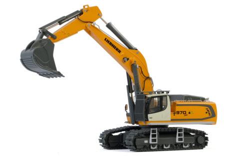LIEBHERR R970 SME EXCAVATOR – WSI – 64-2002 – 1:50