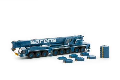 Sarens Liebherr LTM 1450-8.1 – Imc – 1:87 – 20-3076