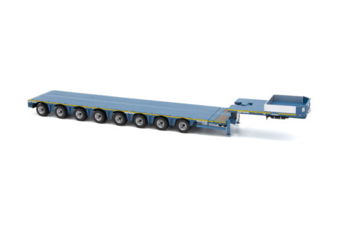 Sarens Nooteboom 8 axle semi low loader – Imc – 1:50 – 20-1058