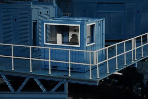 Sarens SGC-120 Ring Crane – 20-1005 – 1/50   ***SPESE SPEDIZIONE A PARTE***