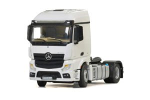 White Line; MERCEDES BENZ ACTROS MP4 2.300 MM STREAM SPACE 4×2 – WSI – 03-2022 – 1:50