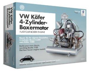 Franzis kit 67038 – 1:4 – VW Beetle 4-Cyl. Boxer Engine