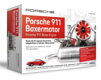 PORSCHE 911 BOXER MOTOR – FRANZIS – 67140