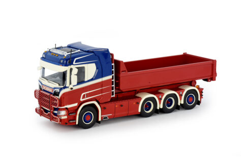 T.B.P. Scania CR20N Haakarm – TEKNO – 1:50 – 76626