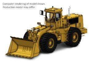 ***PREORDINE*** Cat® 988B Wheel Loader  – CCM MODELS – 1/48