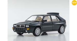 ***NEWS*** Lancia Delta HF Evo II 199 Verde York – Kyosho –  KY8343V