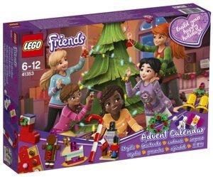 LEGO 41353 Calendario dell'Avvento – LEGO Friends
