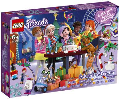 LEGO 41382 Calendario dell'Avvento – LEGO Friends