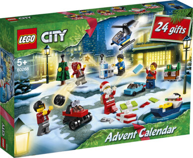 LEGO 60268 Calendario dell'avvento – LEGO City
