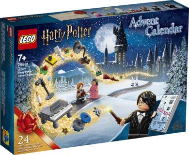 LEGO 75981 Calendario dell'avvento – Harry Potter