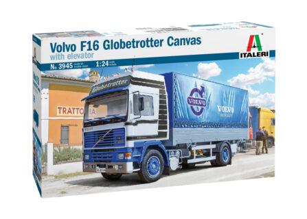ITALERI 3945 1:24 Volvo F16 Globetrotter Canvas