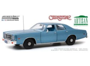 GREENLIGHT – PLYMOUTH – FURY 1977 – CHRISTINE MOVIE – DETECTIVE RUDOLPH JUNKINS – 19082