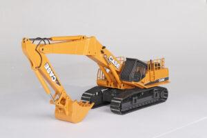 """Case CX 800 Abbruchbagger """"Case"""" – CONRAD – 2923 – 1:50"""