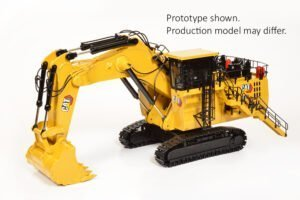 *PRENOTA CON CAPARRA* CAT Excavator 6030 backhoe – CATERPILLAR – CCM – CLASSIC CONSTRUNCTION – 1/48