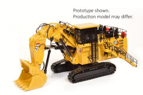 *PRENOTA CON CAPARRA* CAT Excavator 6030 FS Shovel – CATERPILLAR – CCM – CLASSIC CONSTRUNCTION – 1/48