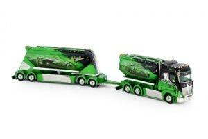 Tekno – Auvinen Highway Hero Mercedes Benz MP04 – silo combination – 70798 – LIMITED EDITION
