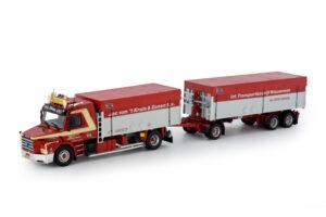 Scania – Kruis, Jaco van 't – TEKNO – 73175 – 1:50