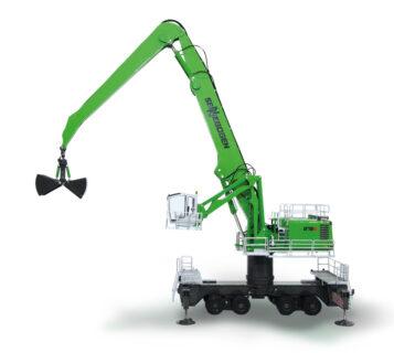 SENNEBOGEN Material Handler 875 Mobile – Ros