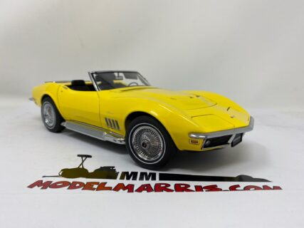 AUTOART – CHEVROLET – CORVETTE SPIDER 1969 – 71161