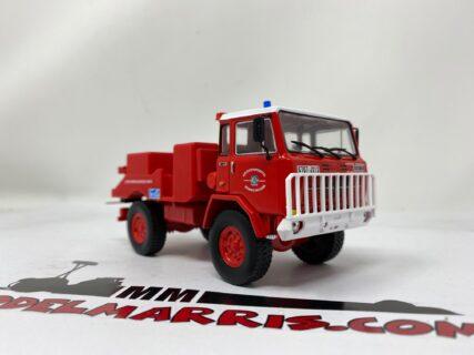 Iveco – Unic 75PC -1/43 – Iveco – Firetruck – red – MAGIRUS – VIGILI DEL FUOCO –