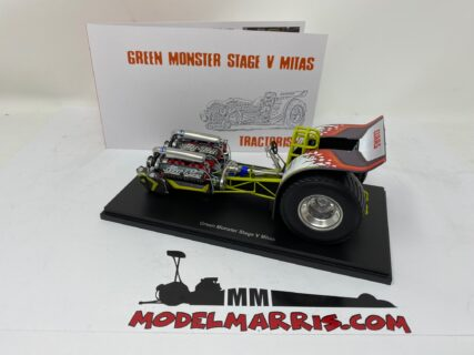 AUTOCULT – GREEN MONSTER – STAGE V MITAS 2016 – Tractor Pulling -1/32