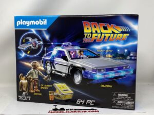 Playmobil – Delorean BACK TO FUTURE – 70317 – Ritorno al futuro