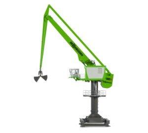 SENNEBOGEN Balance Material Handler 8130 EQ – Ros