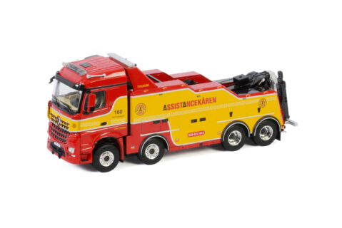 Assistancekaren; MERCEDES-BENZ AROCS MP4 STREAM SPACE 8X4 FALKOM – WSI – 01-3106 – 1:50