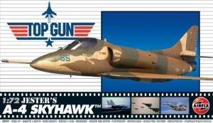 AIRFIX A00501 1/72 Top Gun Jester's A-4 Skyhawk