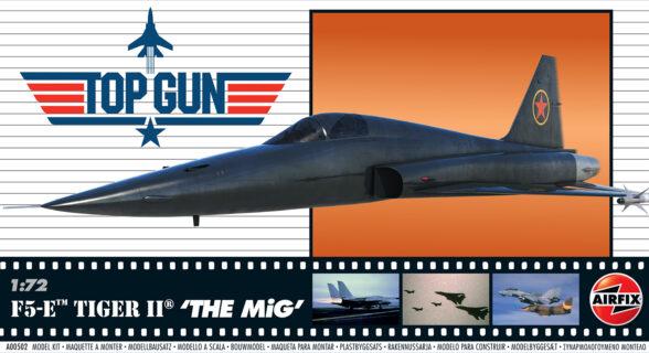 """AIRFIX A00502 1/72 Top Gun Northrop F5-E Tiger II """"THE MIG"""""""
